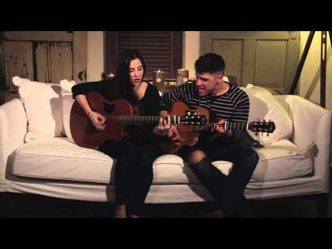 """I See Fire"" Ed Sheeran Cover by Jonathan Wyndham and Julia Knight"