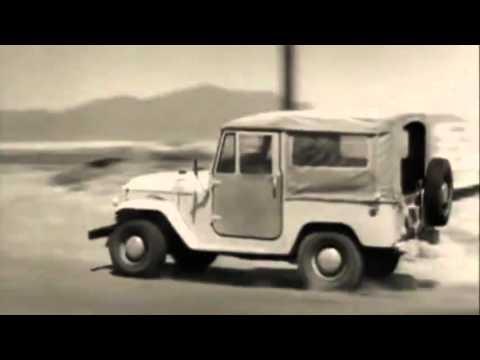 Vintage FJ45/40 movie