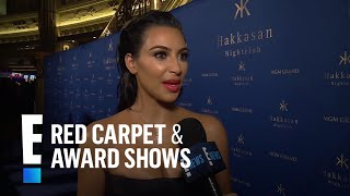 Kim Kardashian West on Post-Pregnancy Weight Loss | E! Live from the Red Carpet
