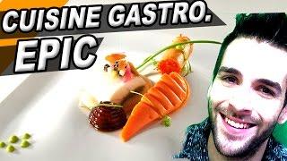 CUISINE GASTRONOMIQUE & LE MEGA BAIT ! ♦ EPIC ANECDOTE #2 Skyyart et Chelxie Funny Moments FR