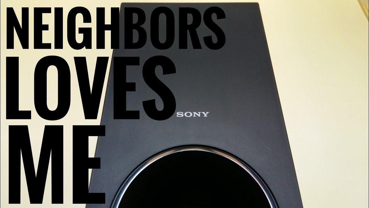 Download #1 Sony DAV TZ 145 Sound Test