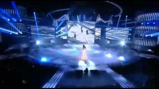 Alexandra Burke Performs 'The Silence Live on X Factor 2010 Semi Final Results Show Full Version