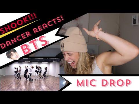 Dancer Reacts!!! - BTS (방탄소년단) 'MIC Drop' Dance Practice (MAMA dance ver.) #2019BTSFESTA