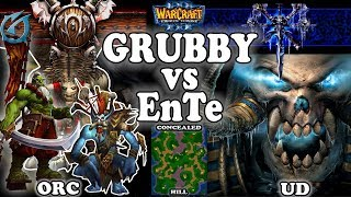 Grubby | Warcraft 3 TFT | 1.30 | ORC v UD on Concealed Hill - Grubby vs EnTe