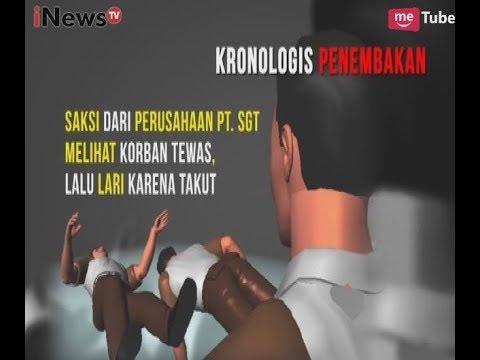 Berikut Kronologi Anggota Brimob Saling Tembak di Pengeboran Minyak, Jateng - iNews Prime 11/10