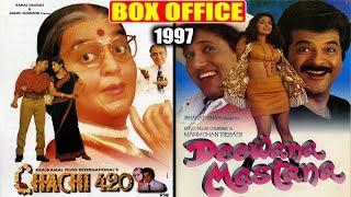 Chachi 420 1997 vs Deewana Mastana 1997 Movie Budget, Box Office Collection and Verdict