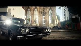 Sirena - Cali el Dandee (video/letra oficial)