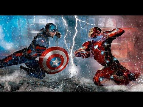 ¡Se armó la Civil War! Marvel Vs Capcom Infinite MODO HISTORIA #2