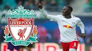 Naby keita forces liverpool move through | meeting with leipzig officials | klopp patient