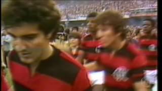 Flamengo Campeão * 3 Títulos em 21 Dias * Mundial de clubes de 1981 *  Matéria Esp. Espetacular