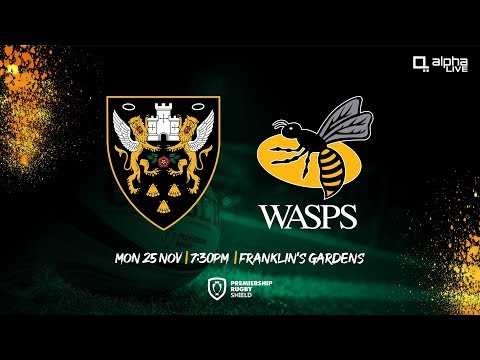 Wanderers V Wasps | LIVE From Franklin's Gardens