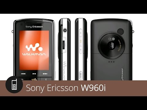 Retro: Sony Ericsson W960i