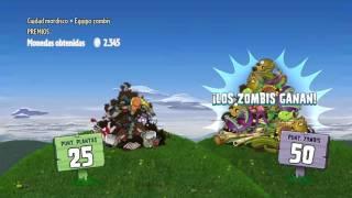 La CHETADA de los ZOMBIES!! | Plants vs Zombies Garden Warfare