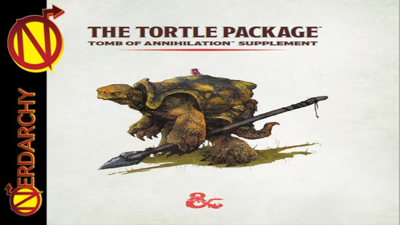 Tortle Package New 5e Dd Player Race Option Youtube