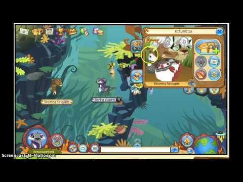 Under water tiger, Underwater invisible, and remake glitch