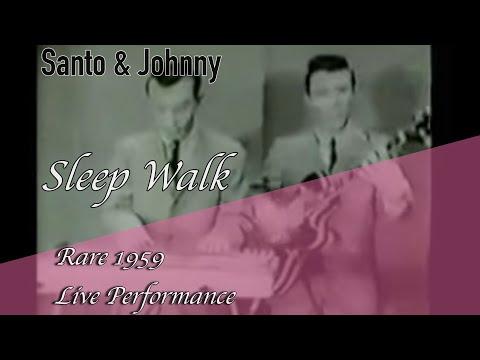 Santo & Johnny - Sleep Walk 1959