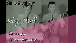 Santo & Johnny - Sleep Walk 1959