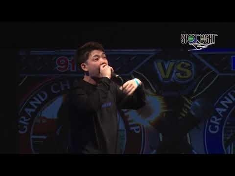 9for vs MCマロン / SPOTLIGHT 2018 MC BATTLE (2018年11月25日)