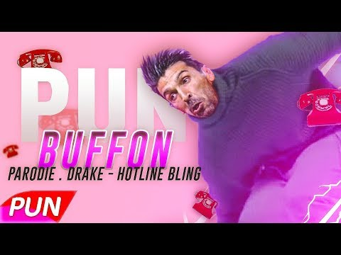 DRAKE - BUFFON (PARODIE DE HOTLINE BLING)