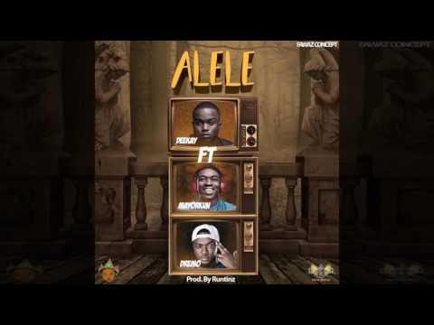 Deekay   Alele feat  (Mayorkun & Dremo) Audio
