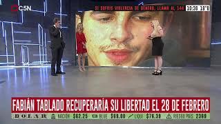 Liberan al femicida de las 113 puñaladas: habla su padre