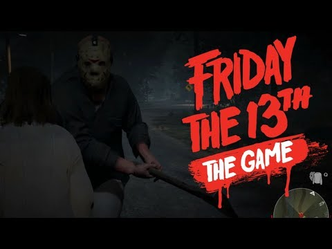 Friday the 13th - The Game (Стрим 8)