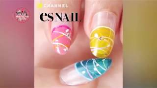 22 Eay Nail Art 2018 | Best Nail Art Designs for Short Nails