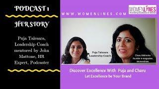 Leadership Demystified by Leadership Coach Puja Talesara