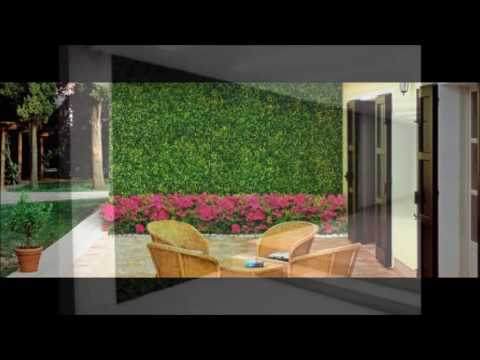 Jardines verticales artificiales youtube for Jardines verticales construccion