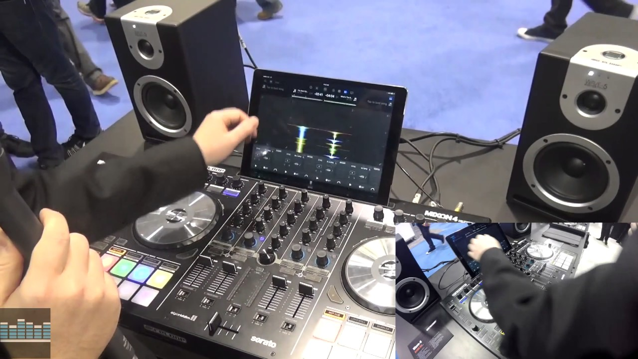 namm 2017 the reloop mixon 4 video introduction youtube. Black Bedroom Furniture Sets. Home Design Ideas