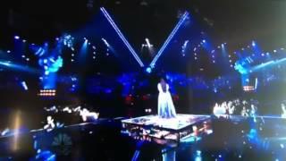 The Voice Chessa Performs Whitney Houston 04/23/12