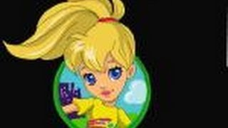 How to draw Polly Pocket