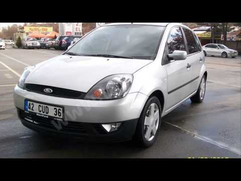 ford fiesta 1.4 comfort - youtube