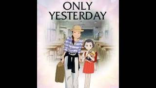 Only Yesterday track 1
