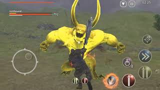 ANIMUS HARBINGER MOBILE THE HERALD OUTSKIRTS OF QURREHM ALL CLEAR GAMEPLAY!