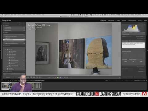 Introduction to Adobe Lightroom CC - Pt 4 - Keywording & Develop Module Pt1 - LightRoom | Educationa