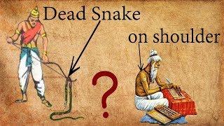 मरा हुआ सांप कंधे पर रखना चाहिए था या नहीं   Dead Snake On Shoulder?   Do You Know ???
