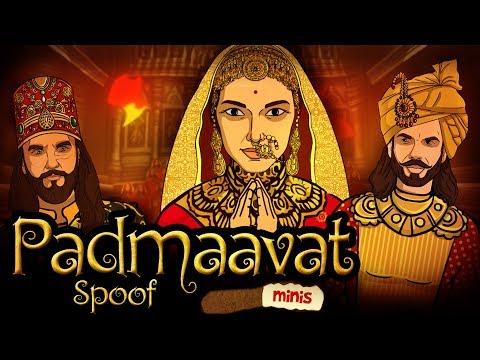 How Padmaavat Could've Ended || Shudh Desi Endings