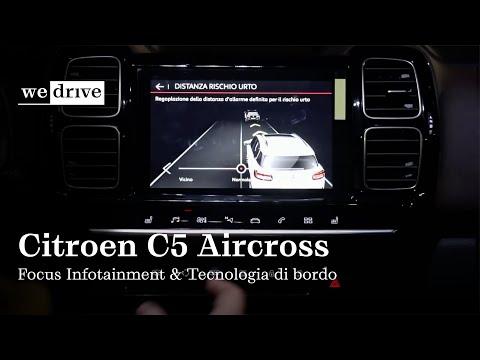 Citroen C5 Aircross: Focus Sistema Infotainment [ TUTORIAL ] (ENG SUBS)