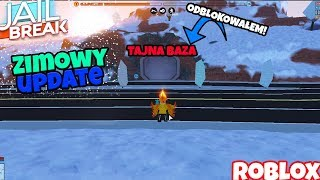 I DISCOVERED a SECRET POLICE BASE in the JAILBREAK! Roblox PL