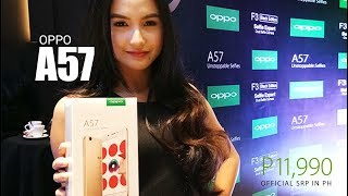 OPPO A57 Philippines Quick Unboxing