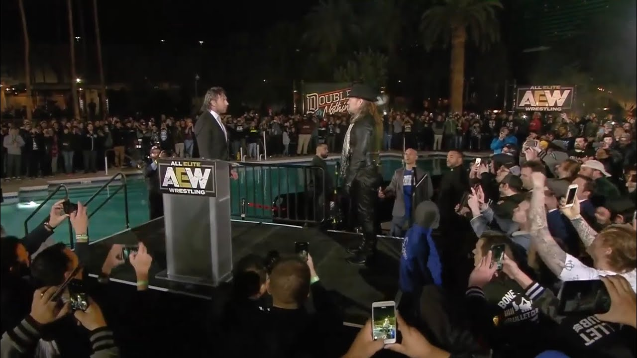 AEW Double or Nothing: Start Time and How to Watch Online