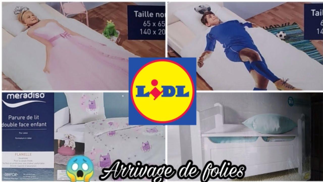 Arrivage Du Blanc Lidl 27 12 19 Lidl Draps Housse De Couette Lit D Appoint Parti 1 Youtube