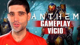 Anthem, gameplay EXCLUSIVE do novo jogo do vicio mundial
