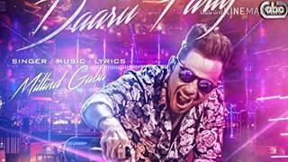 Daru party  lyric song millind gaba