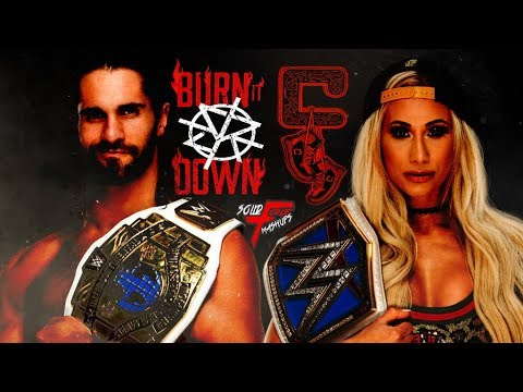 WWE Mashup: Carmella and Seth Rollins -