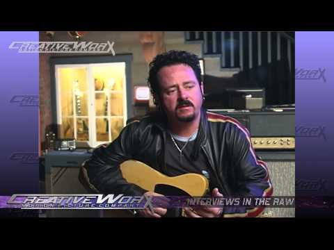 Steve Lukather - The Yardbirds Project Interview Part 1