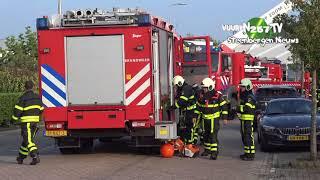 Mega brand Reinierpolder 2 Aqua Unique in Steenbergen Alles rukt uit