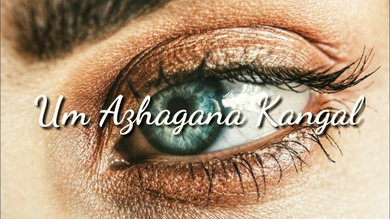 Download Um Azhagana Kangal | Lyrics video | Johnsam Joyson | Tamil Christian song | Full HD