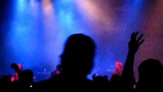 The Haunted - The Premonition/The Flood live (NEMF 2009)